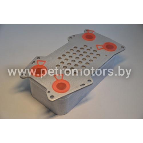 Масляный радиатор (маслоохладитель, теплообменник)